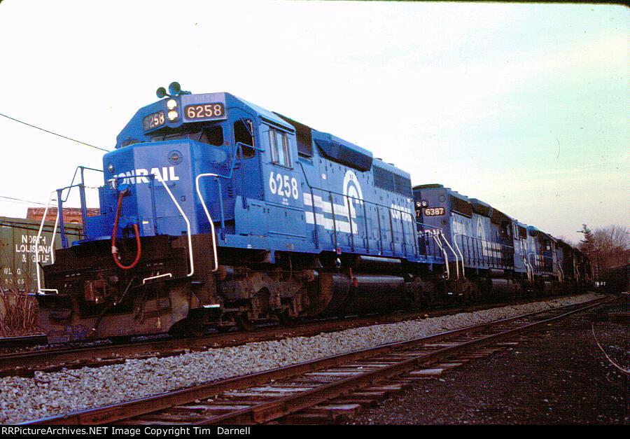 CR 6258, 6387+4 more on OIBU-5